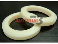Комплект проставок под пружину УАЗ Хантер, Патриот для лифта 20 мм (капролон) Autogur73