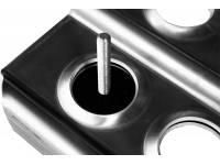 Кронштейны для крепления сэнд-траков РИФ (2 шт.) с ключом