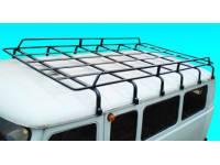Багажник Удлиненный усиленный на УАЗ 452 (12 опор)