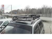 Багажник на Шевроле Нива Вепрь-2 с сеткой 50х50