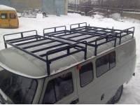Багажник на УАЗ 452 Круиз 3 секции