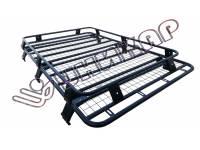 Багажник ВАЗ-2131 сварной с сеткой на 6-ти опорах